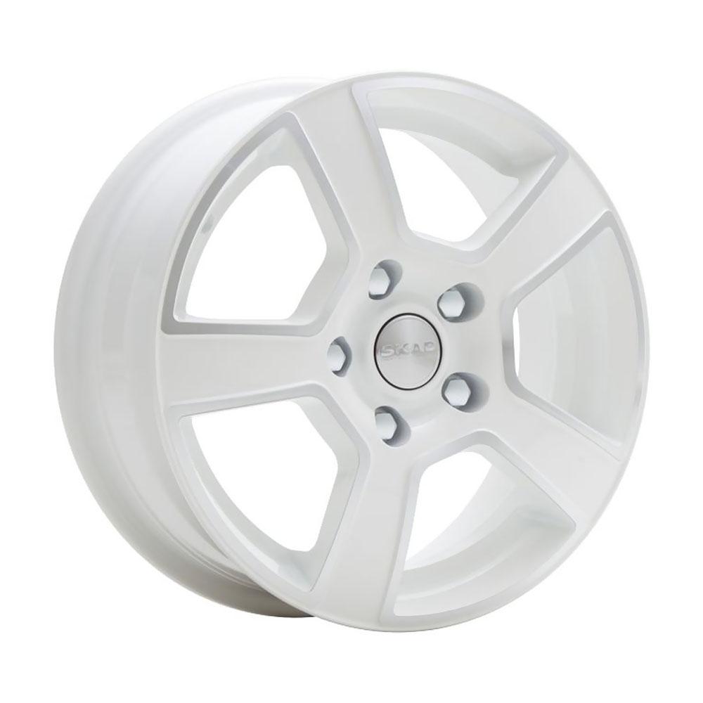 Фото - Литой диск СКАД Санрайз 6x15/4*100 D60.1 ET50 Алмаз-белый литой диск скад акита 6x15 4 100 d60 1 et50 алмаз