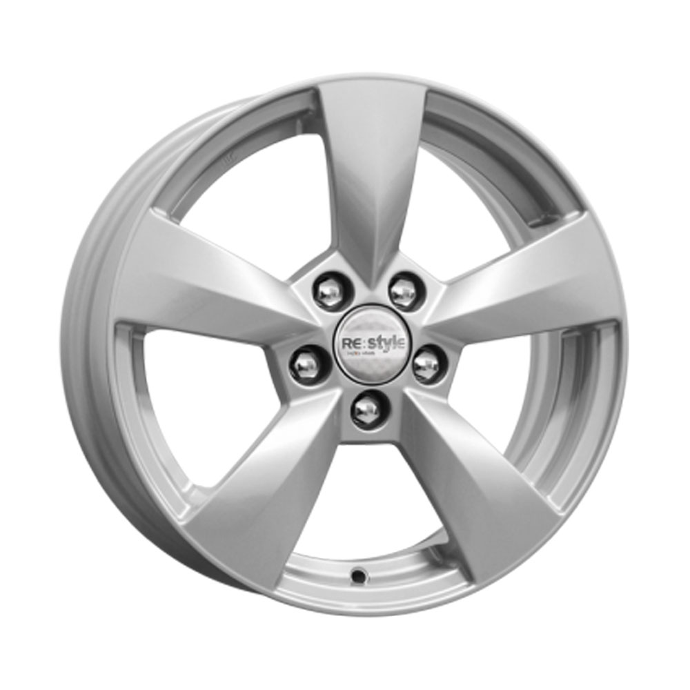 Литой диск КиК Skoda Fabia (КС700) 6x15/5*100 D57.1 ET38 Silver фото