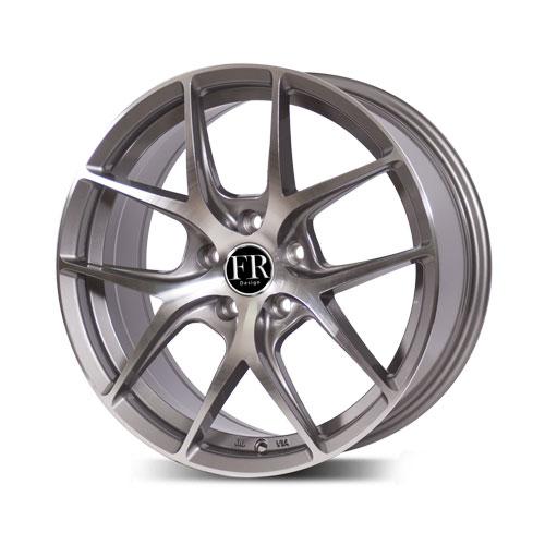 Литой диск Replica FR FD1016 Ford 7.5x17/5*108 D63.4 ET50 GMF фото