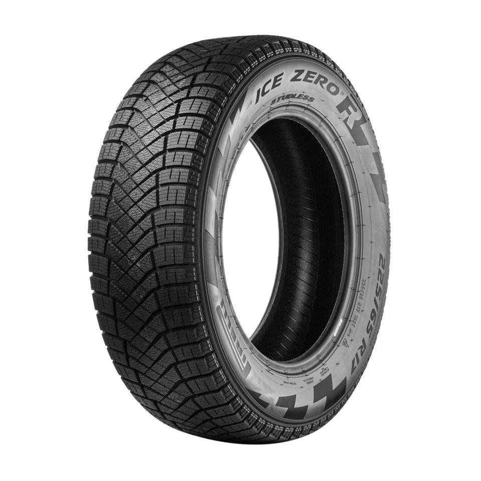 Фото - Зимняя шина Pirelli Ice Zero FR Friction 255/45 R20 105H автомобильная шина pirelli ice zero 2 255 40 r20 101h зимняя шипованная