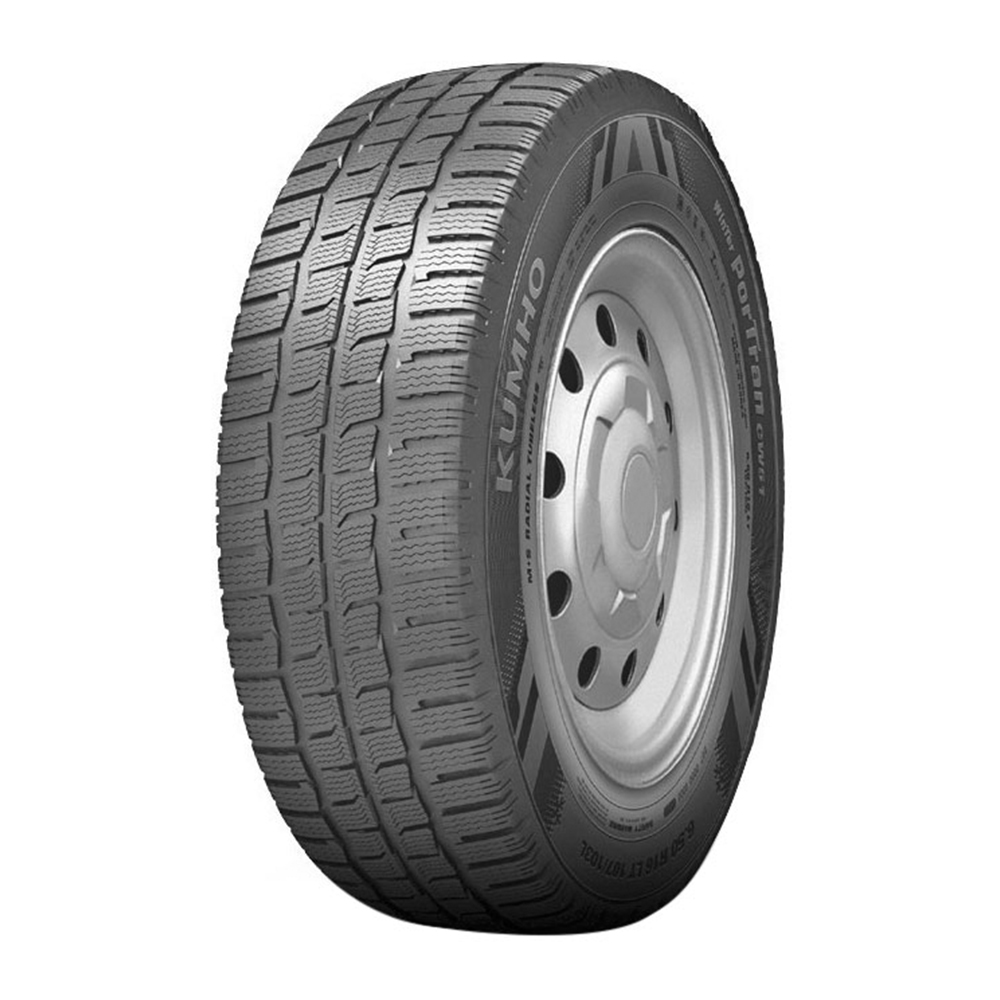 Зимняя шина Kumho — PorTran CW51 185/80 R14 102/100Q