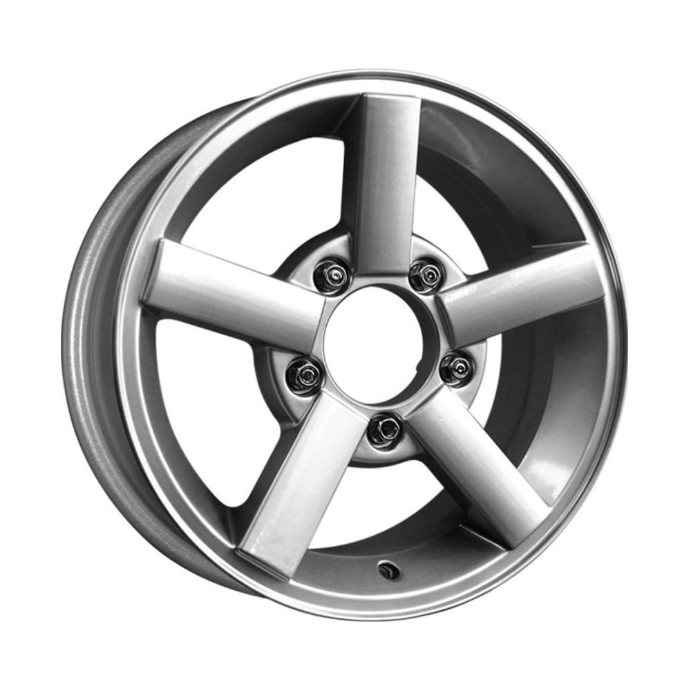 Фото - Литой диск КиК Титан Азия Авто (КС231) 6.5x16/5*139.7 D98.5 ET40 Silver авто