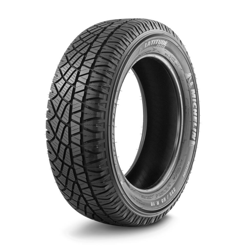 Летняя шина MICHELIN Latitude Cross 235/65 R17 108V автомобильная шина pirelli scorpion verde 235 65 r17 108v летняя 17 235 65 108 240 км ч 1000 кг v до 240 км ч v