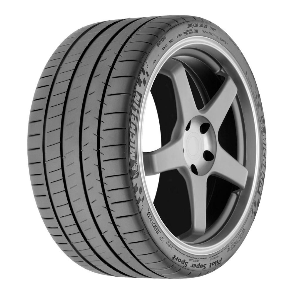Фото - Летняя шина MICHELIN Pilot Super Sport 275/40 R18 99Y летняя шина pirelli cinturato p7 run flat 275 40 r18 99y