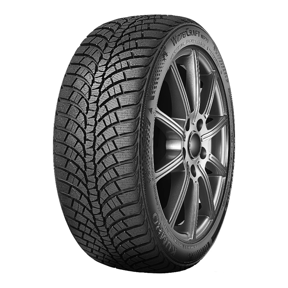 Зимняя шина Kumho WinterCraft WP71 XL 245/50 R18 104V фото