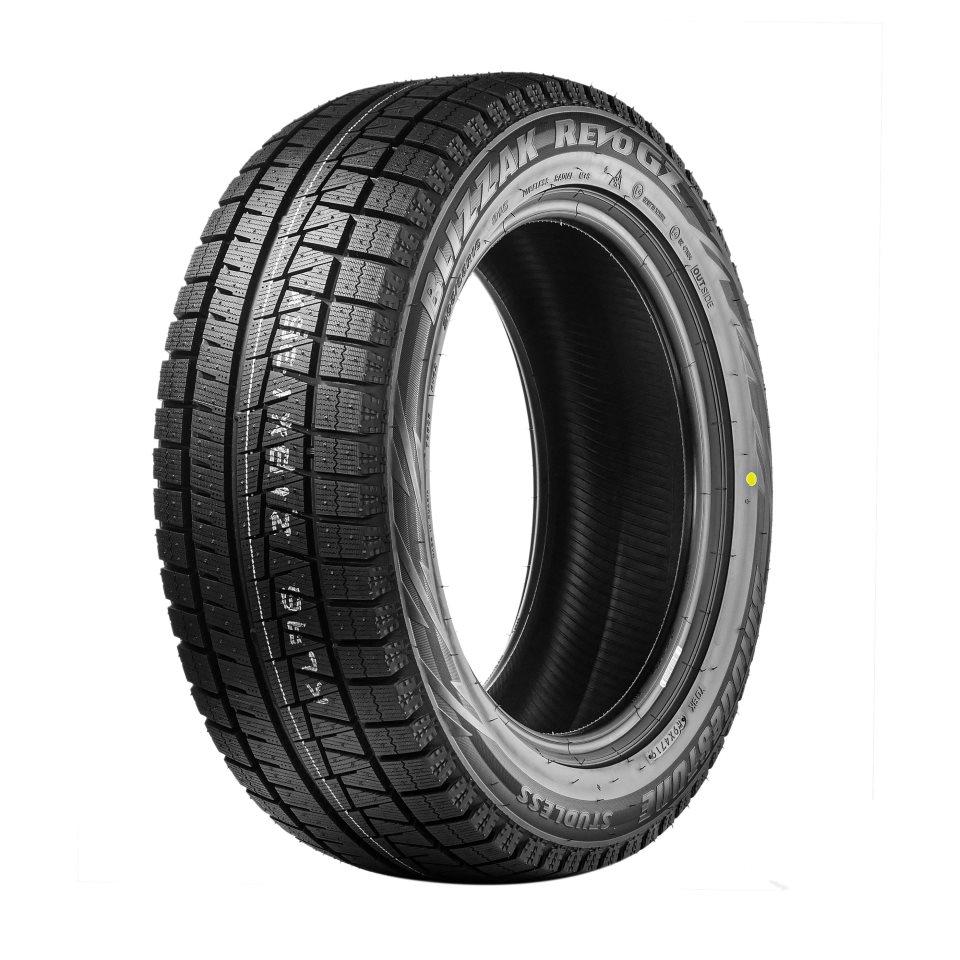 Фото - Зимняя шина Bridgestone Blizzak Revo GZ 185/70 R14 88S bridgestone blizzak revo gz 185 65 r14 88s зимняя