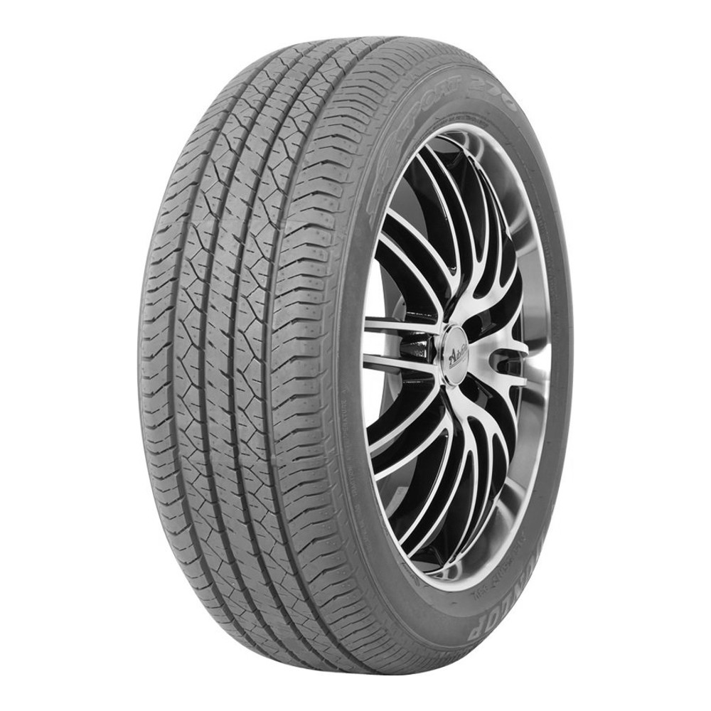Летняя шина Dunlop SP Sport 270 225/60 R17 99H фото
