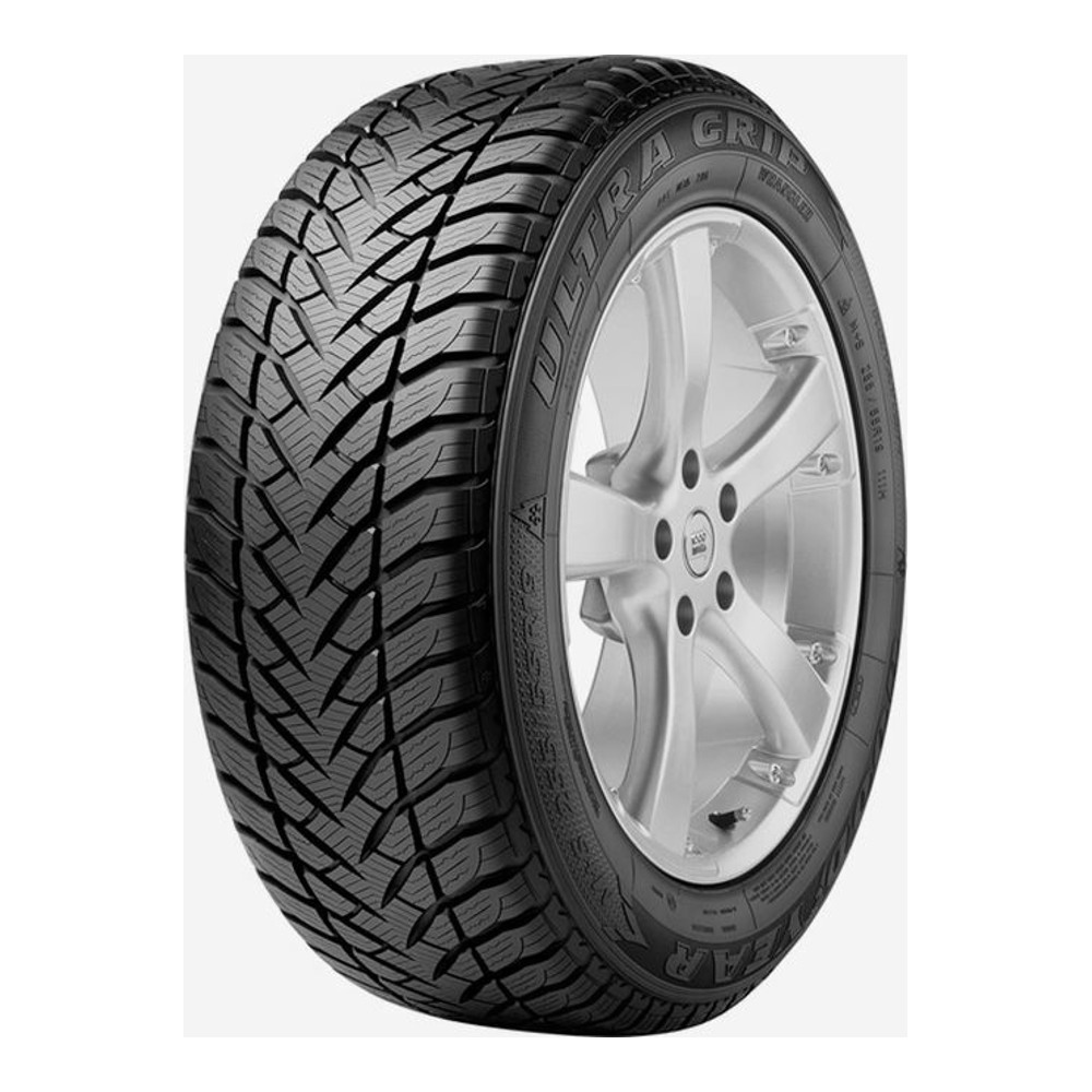 Зимняя шина Goodyear — UltraGrip SUV + 255/65 R17 110T