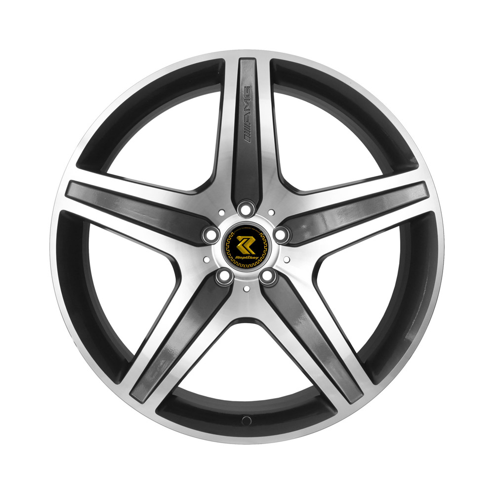 Литой диск RepliKey Mercedes GL RK L68K 10x21/5*112 D66.6 ET37 GMF фото