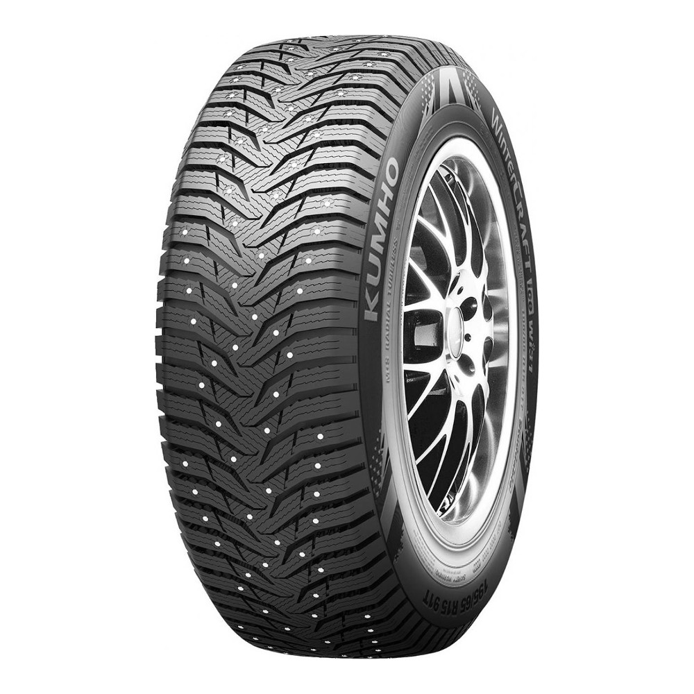 Зимняя шина Kumho WinterCraft SUV Ice WS31 215/65 R17 103T фото