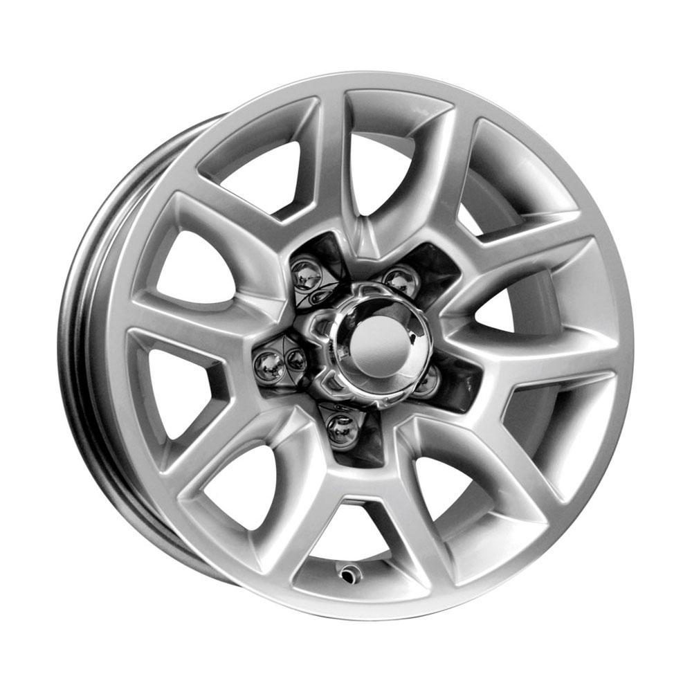 Литой диск КиК Калахари (КС321) 7.5x16/5*150 D112.1 ET2 Silver фото