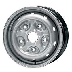 Штампованный диск KFZ — 6250 5.5x14/5*160 D65 ET60