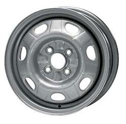 Штампованный диск KFZ — 6380 5.5x14/4*100 D56 ET46