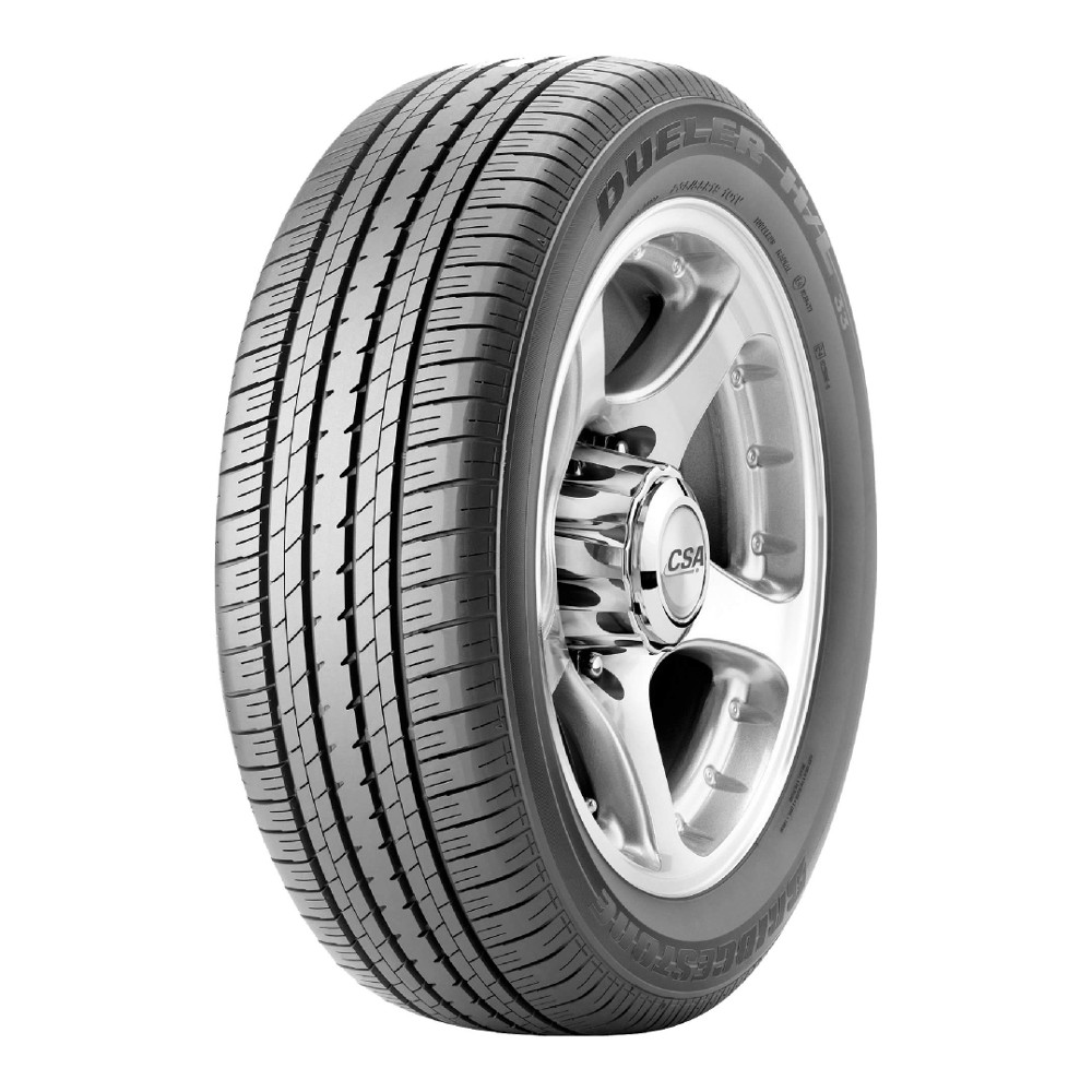 Летняя шина Bridgestone Dueler H/L 33 225/60 R18 100H фото