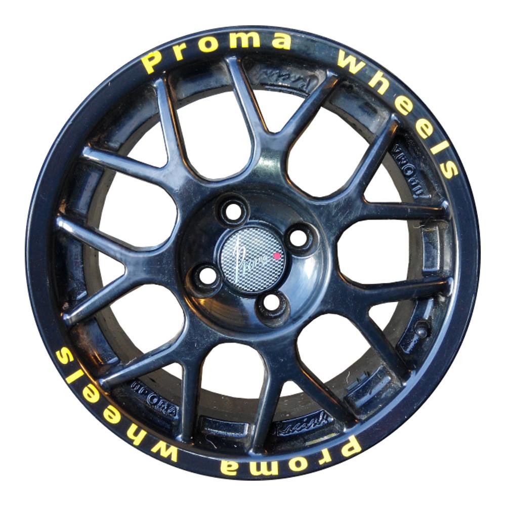Литой диск Прома Профи 7x16/5*112 D66.6 ET40 Блэк диамант фото