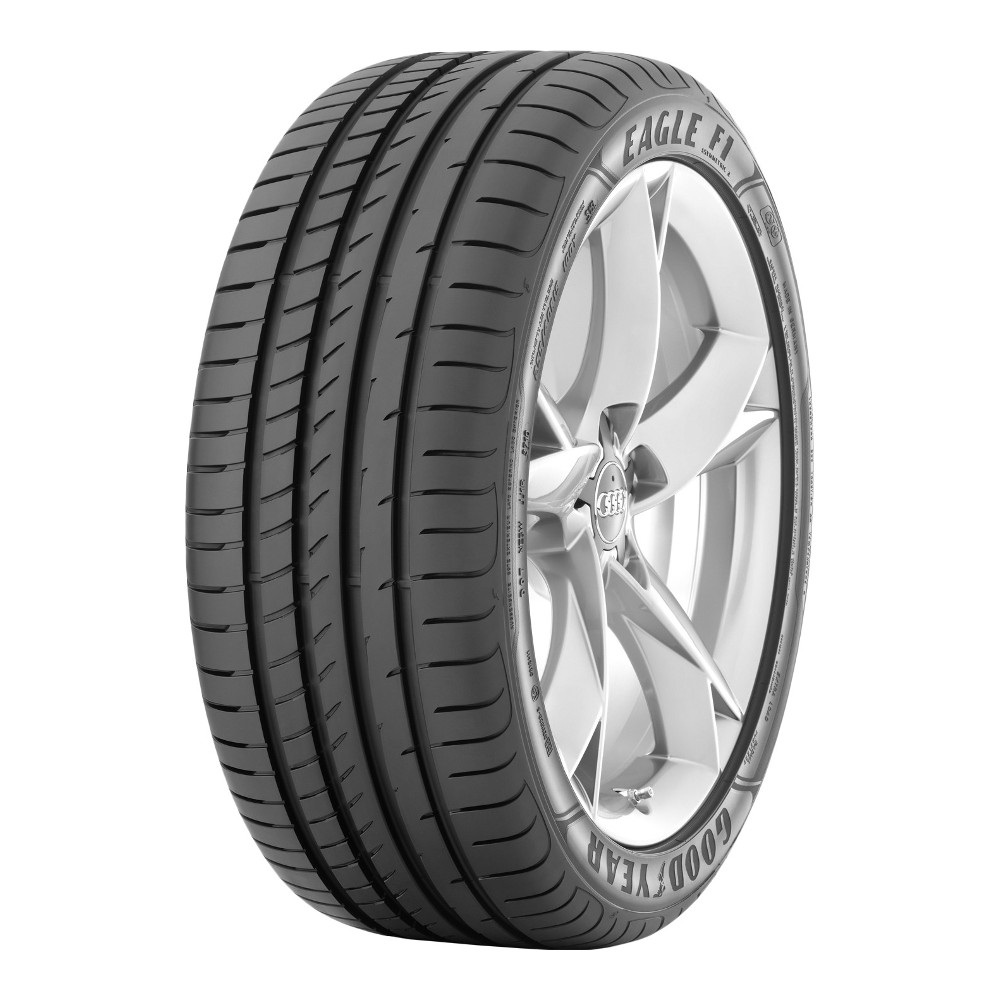 Летняя шина Goodyear Eagle F1 Asymmetric 2 XL Run Flat Mercedes 245/40 R20 99Y фото