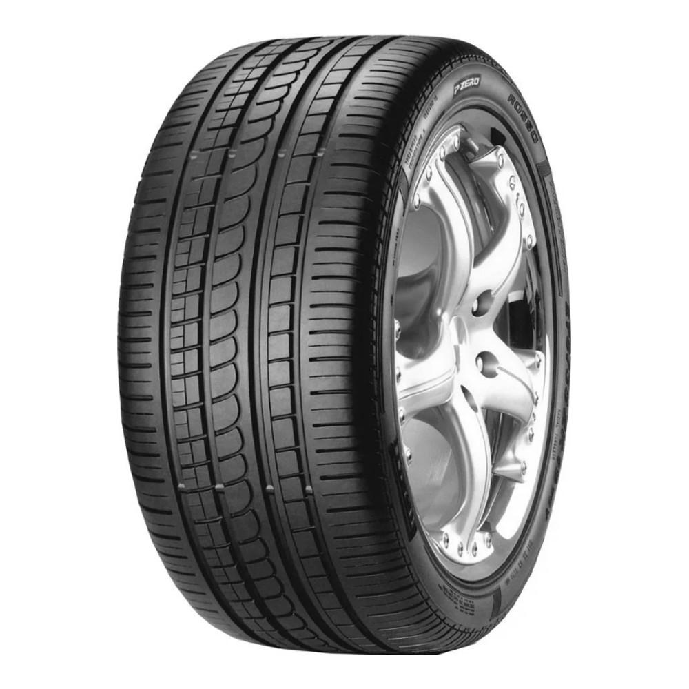 Летняя шина Pirelli P ZERO Rosso Porsche N4 235/40 R18 91Y фото