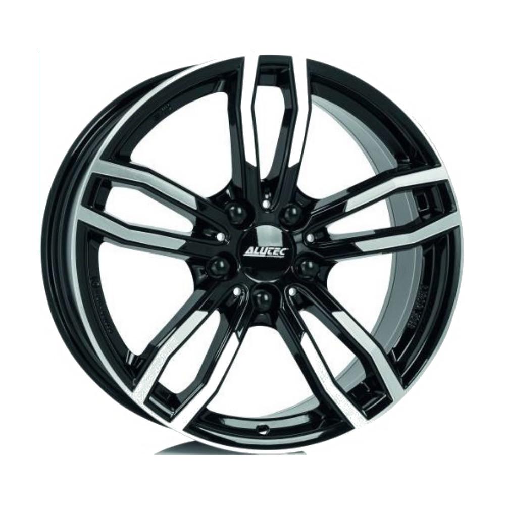 Фото - Литой диск Alutec Drive 7.5x17/5*112 D66.5 ET52 Diamond Black Front Polished alutec singa 6x15 4x100 d56 6 et39 diamond black front polished