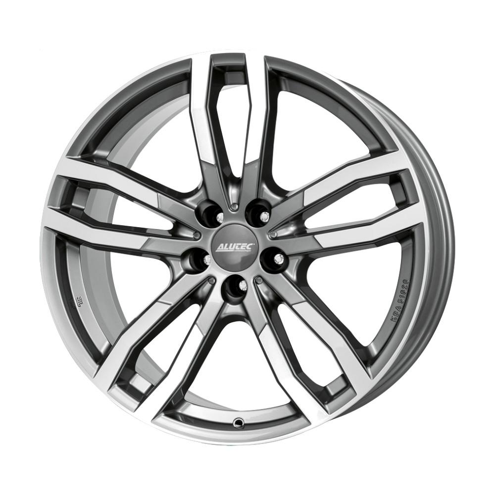 Литой диск Alutec DriveX 9x20/5*112 D66.5 ET33 Metal Grey Front Polished недорого