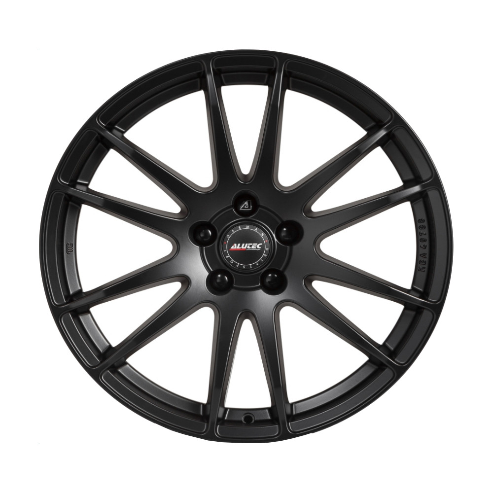 Литой диск Alutec Monstr 8.5x19/5*114.3 D70.1 ET40 Racing Black