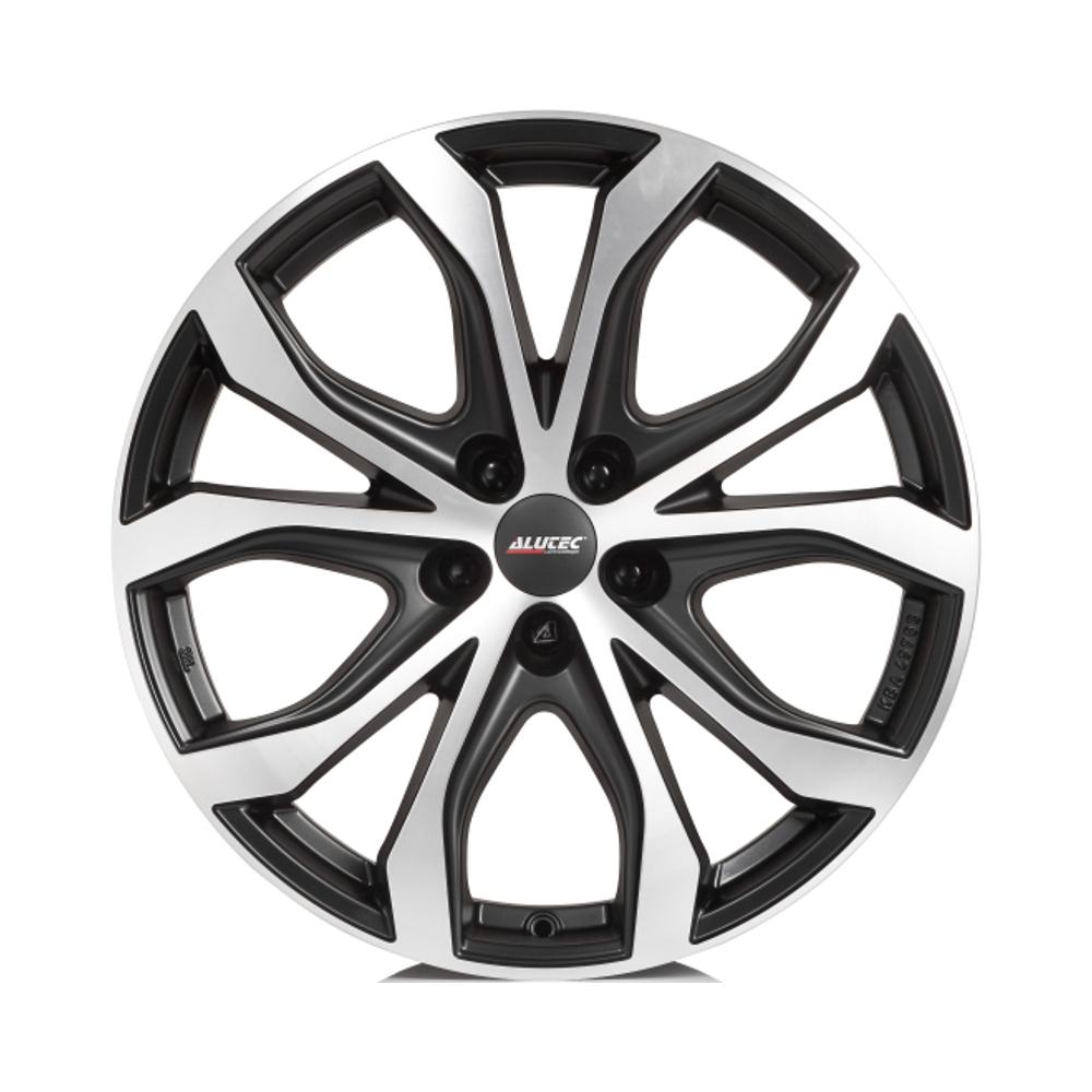 Фото - Литой диск Alutec W10 8x18/5*112 D66.5 ET39 Racing Black Front Polished alutec singa 6x15 4x100 d56 6 et39 diamond black front polished