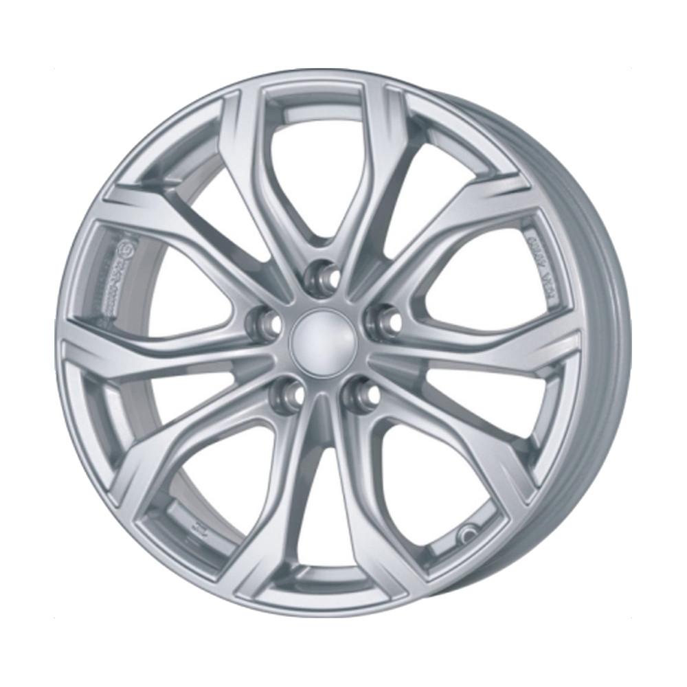 Фото - Литой диск Alutec W10X 8x18/5*127 D71.6 ET53 Polar Silver колесный диск alutec drivex 9 5х21 5х112 d66 5 et53 metal grey