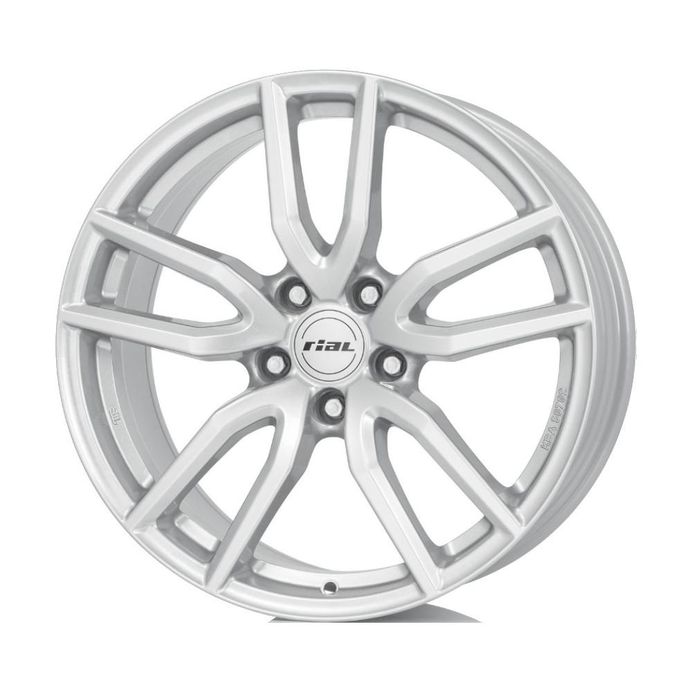 Литой диск Rial — Torino 7.5x17/5*108 D70.1 ET48