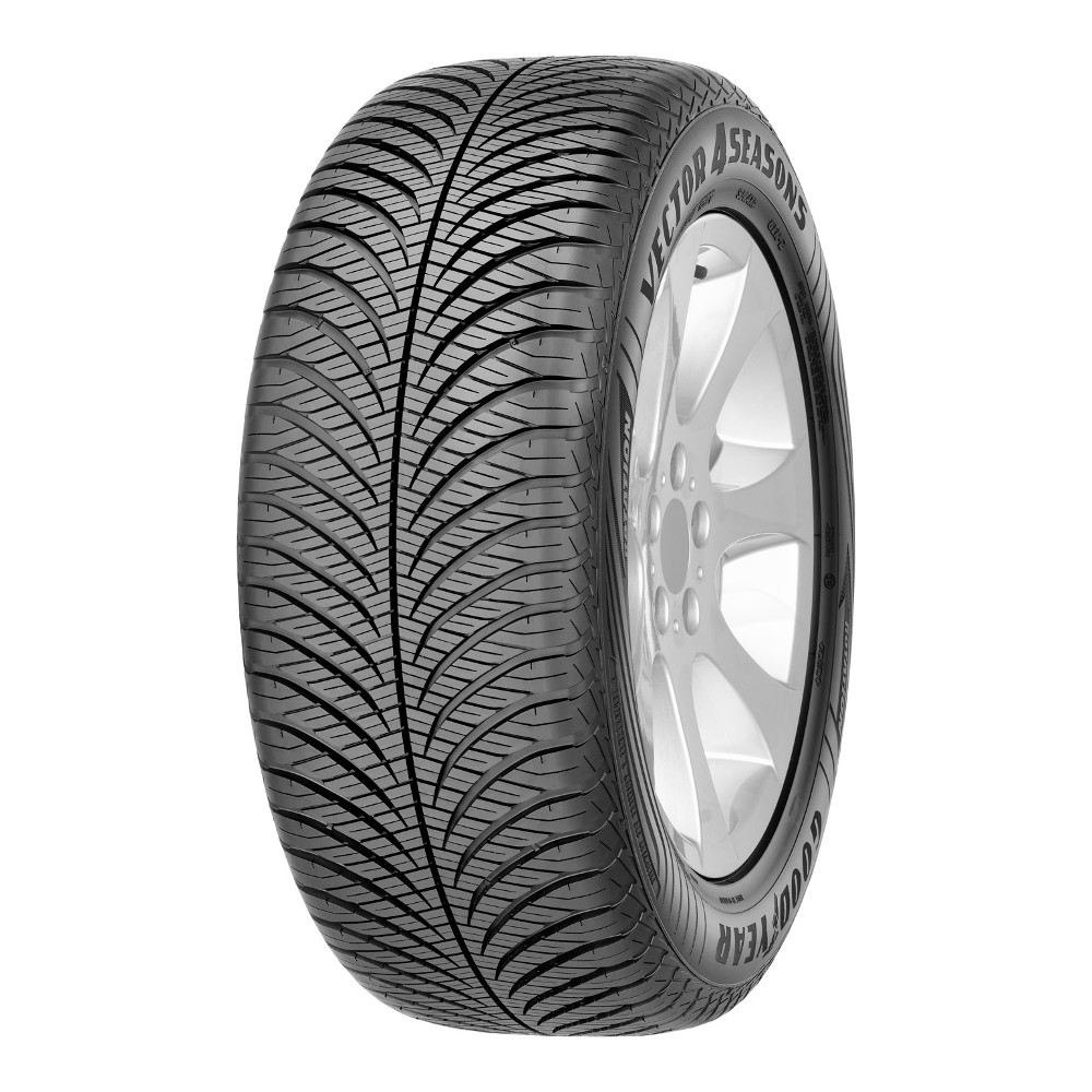 Летняя шина Goodyear Vector 4Seasons Gen-2 SUV 215/65 R17 99V фото