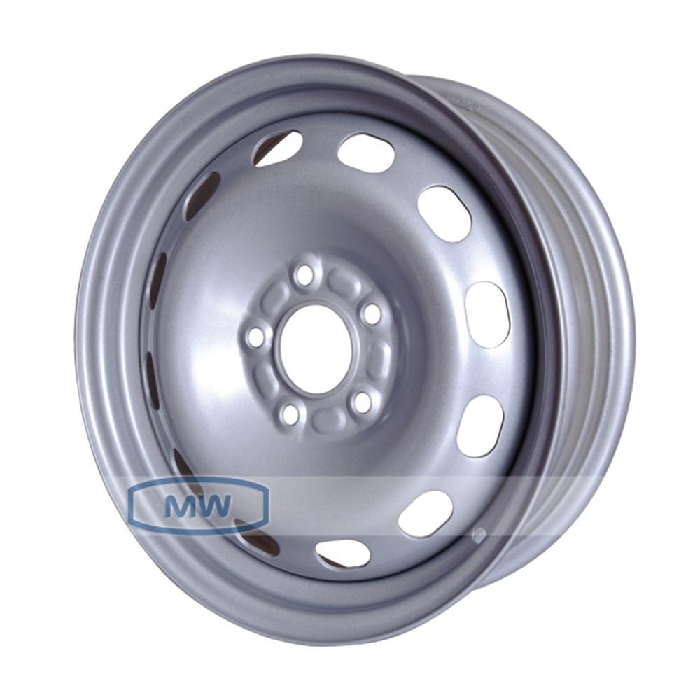 Фото - Штампованный диск Magnetto Ford Focus 2 6x15/5*108 D63.4 ET52.5 silver jyj 5 5 2