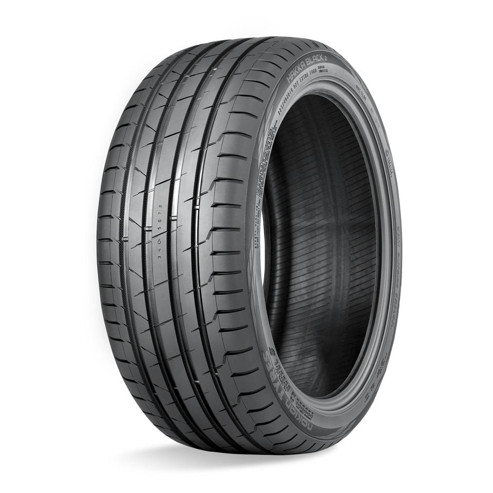 Летняя шина Nokian Hakka Black 2 XL 255/35 R19 96Y nokian tyres hakka black 2 235 40 r19 96y летняя