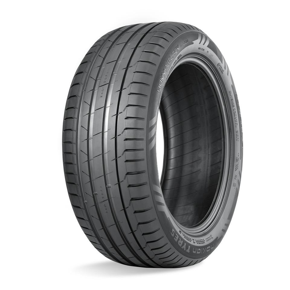Летняя шина Nokian Hakka Black 2 SUV XL 235/65 R17 108V автомобильная шина pirelli scorpion verde 235 65 r17 108v летняя 17 235 65 108 240 км ч 1000 кг v до 240 км ч v