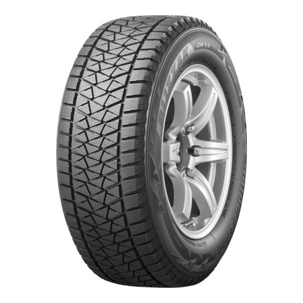 Зимняя шина Bridgestone Blizzak DM-V2 XL старше 3-х лет 235/60 R18 102S фото