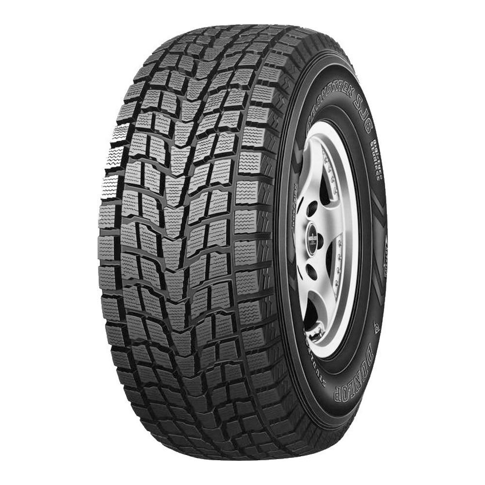 Зимняя шина Dunlop Grandtrek SJ6 старше 3-х лет 255/50 R19 107Q фото