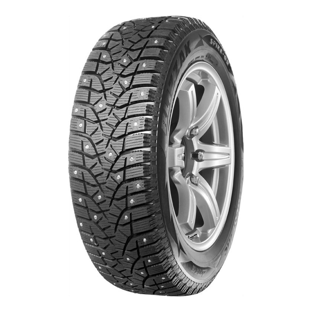 Зимняя шина Bridgestone Blizzak Spike-02 старше 3-х лет 255/45 R18 103T фото