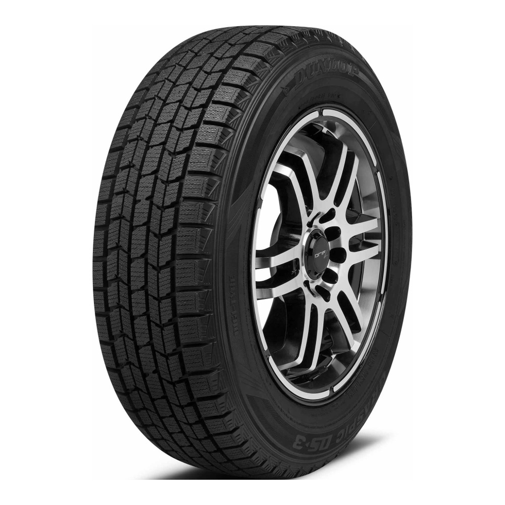 Зимняя шина Dunlop Graspic DS3 старше 3-х лет 265/35 R19 94Q фото