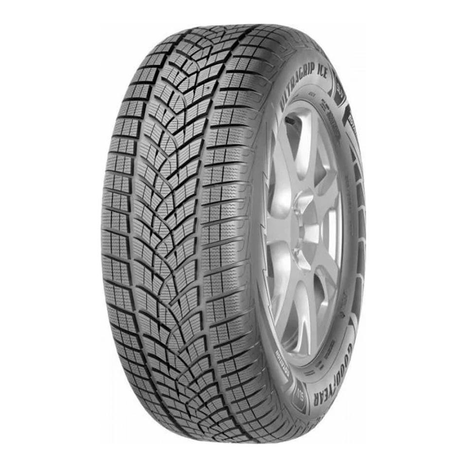 Зимняя шина Goodyear UltraGrip Ice SUV 255/60 R18 112T зимняя шина nokian nordman 8 suv 255 60 r18 112t