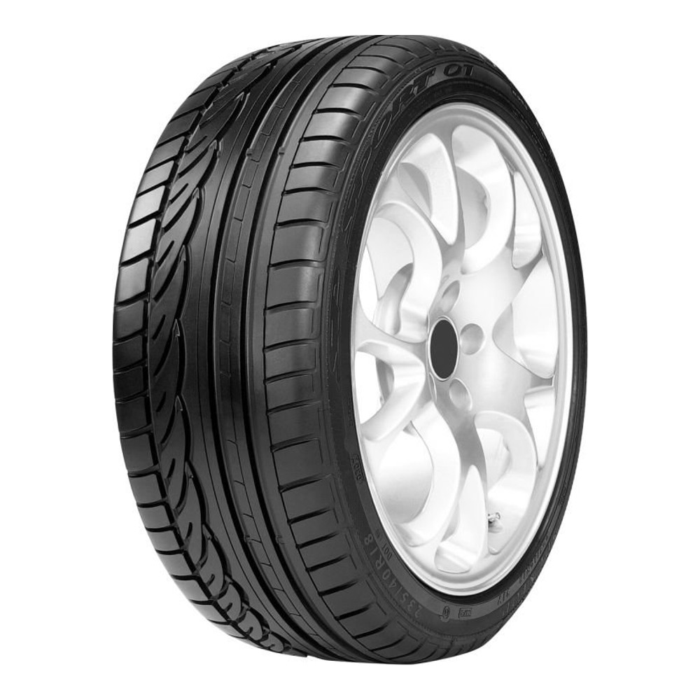 Летняя шина Dunlop SP Sport 01 старше 3-х лет 235/45 R17 94W фото