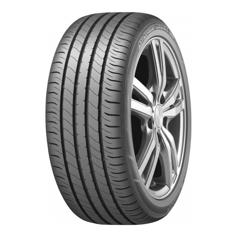 Летняя шина Dunlop SP Sport Maxx 050 старше 3-х лет 245/45 R19 102Y фото
