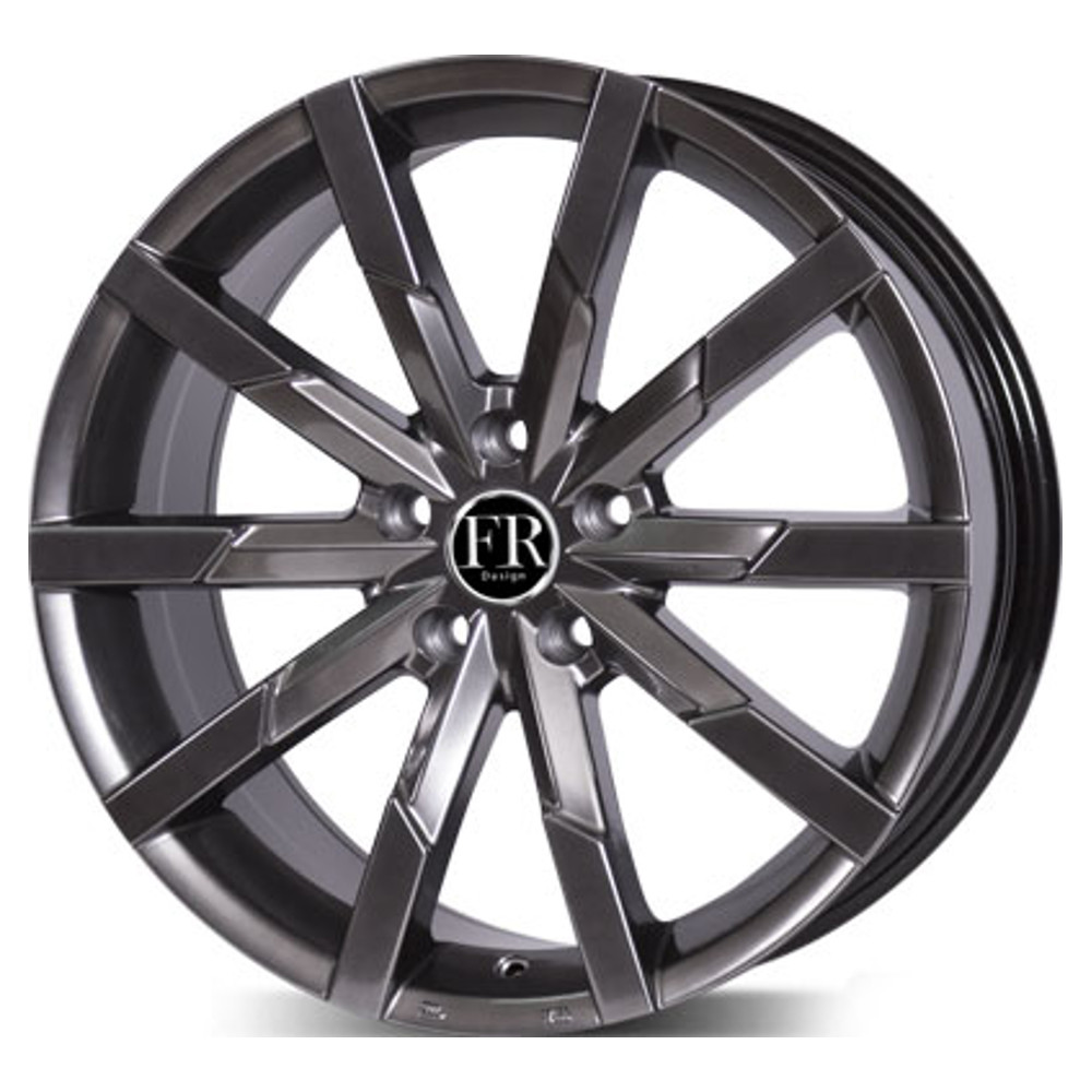 Литой диск Replica FR VV9090 Volkswagen 8x18/5*112 D57.1 ET41 CHB фото