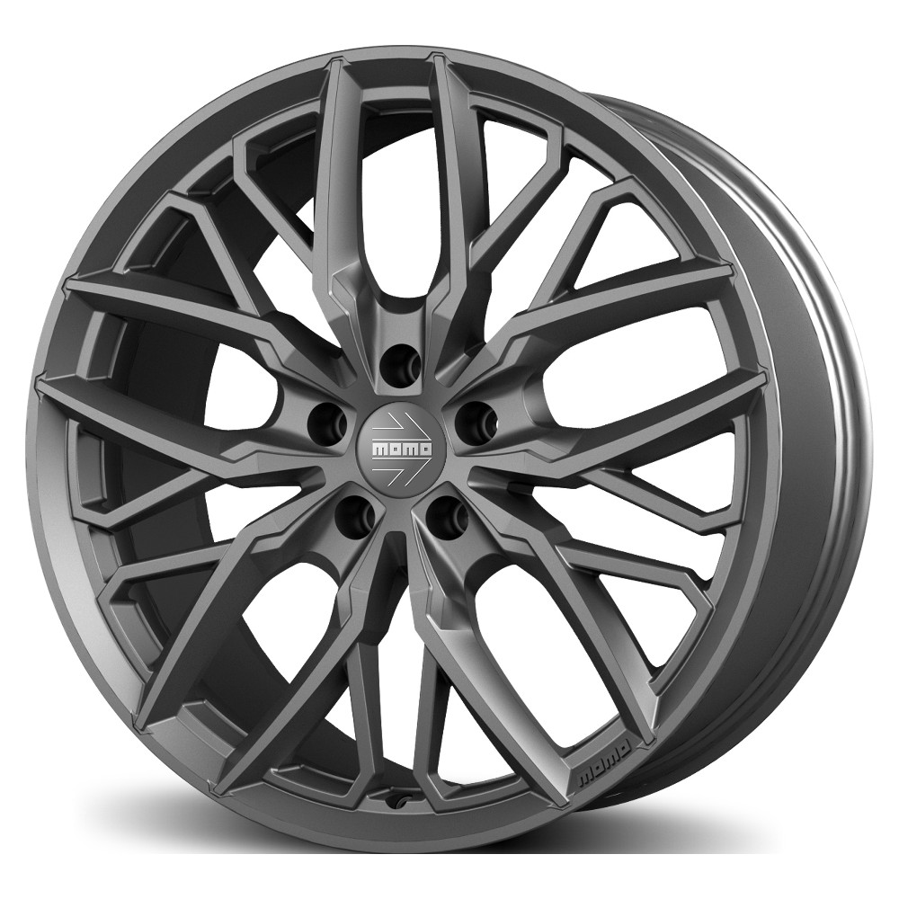 Фото - Литой диск Momo SUV Spider 10x21/5*112 D66.6 ET25 Matt Anthracite литой диск momo suv revenge 10x20 5 112 d66 6 et25 matt anthracite
