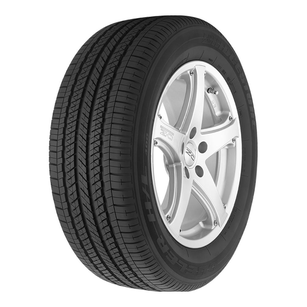 Летняя шина Bridgestone Dueler H/L D400 старше 3-х лет 255/50 R19 107H фото