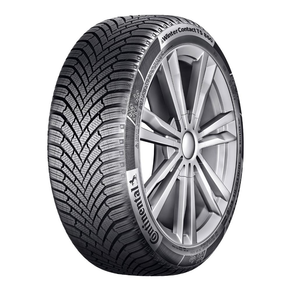Зимняя шина Continental — ContiWinterContact TS860 185/70 R14 88T