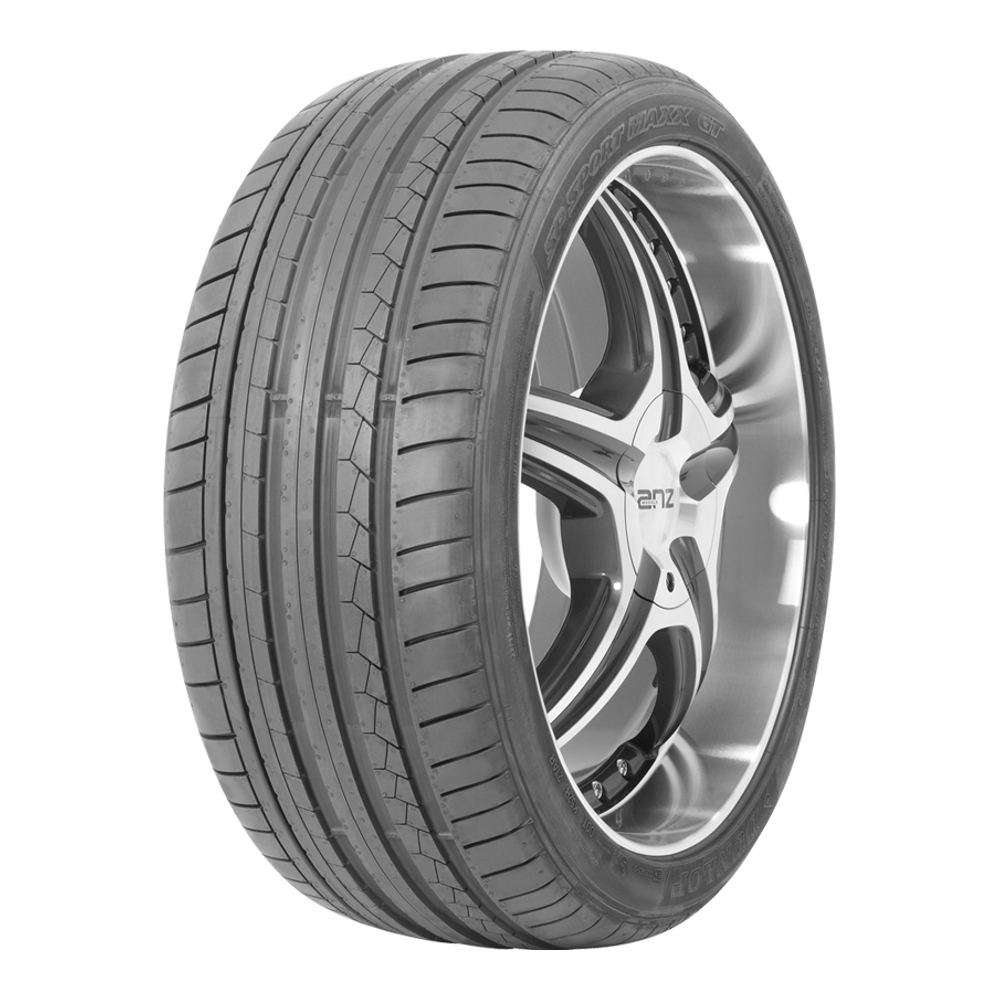 Летняя шина Dunlop SP Sport Maxx GT старше 3-х лет 275/35 R19 96W фото
