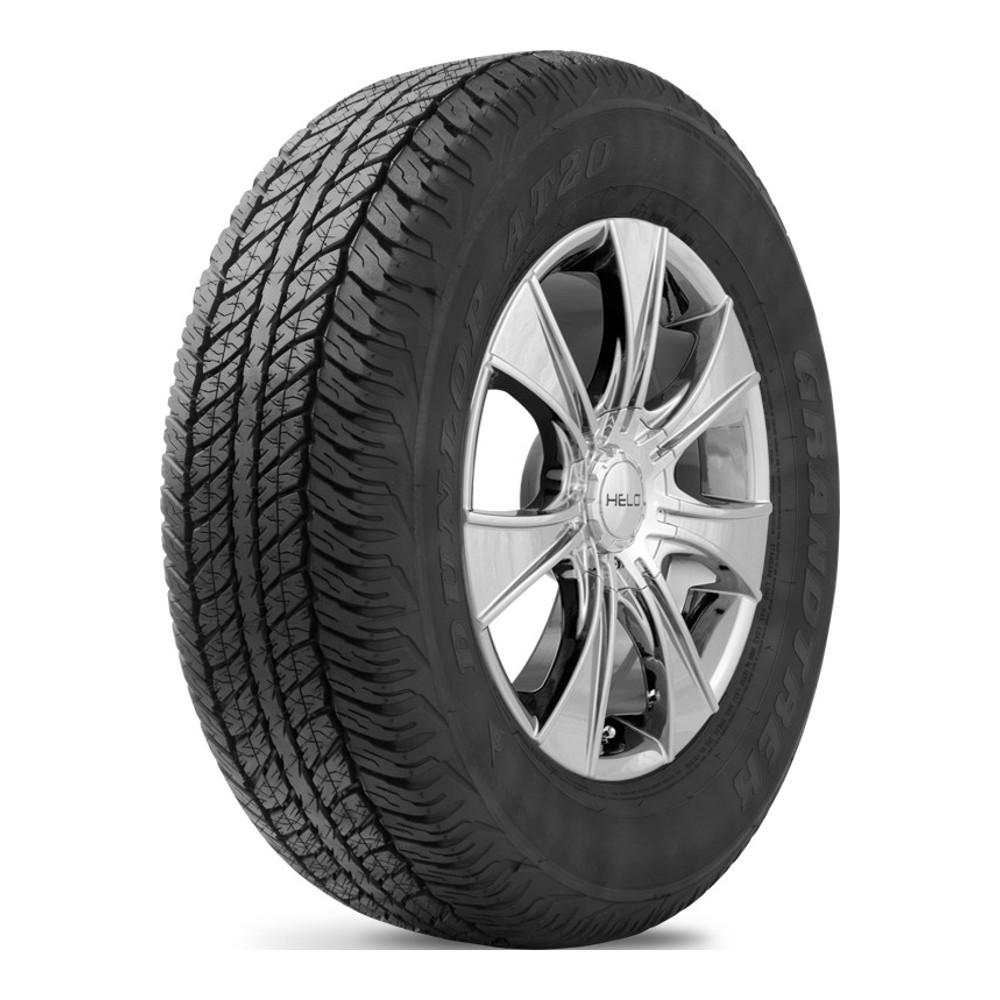 Летняя шина Dunlop Grandtrek AT20 старше 3-х лет 245/65 R17 111S фото