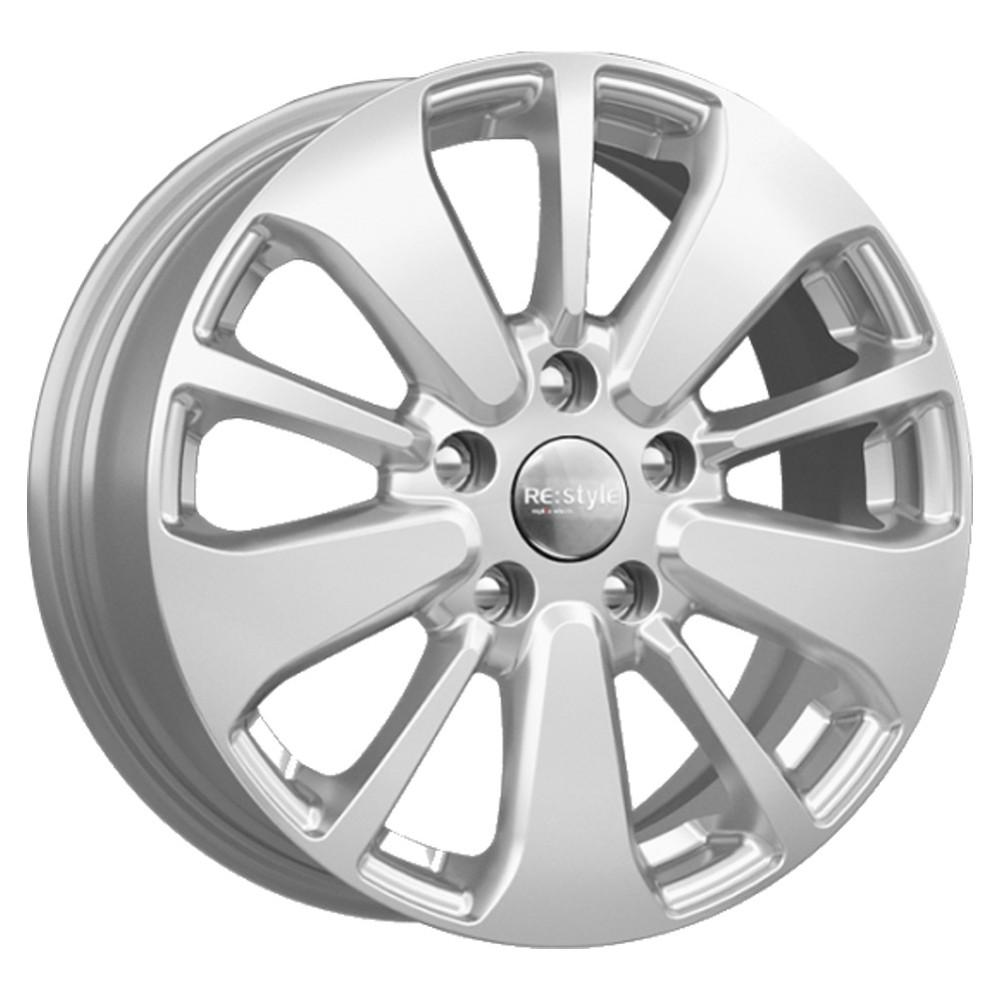 Литой диск КиК Peugeot 4008 (КС688) 6.5x16/5*114.3 D67.1 ET38 Silver фото