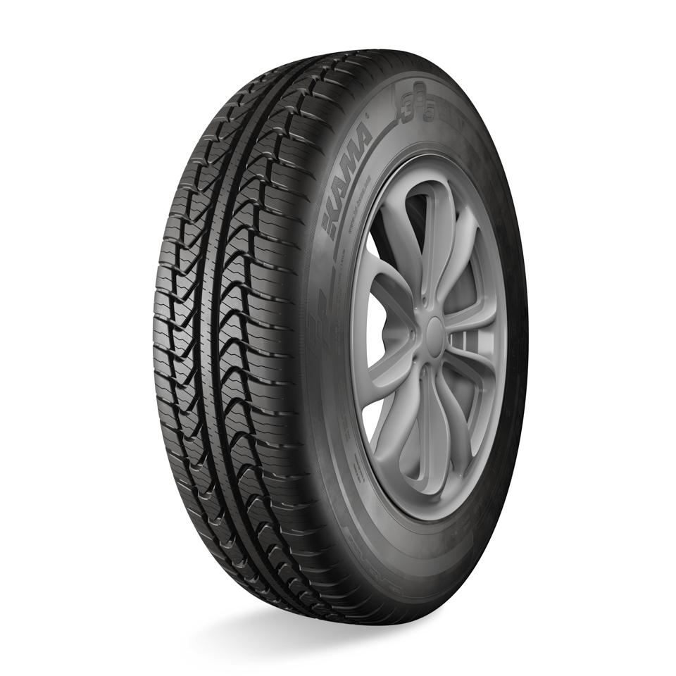 Фото - Летняя шина КАМА НК-242 215/70 R16 100T автомобильная шина кама kама euro lcv 131 215 65 r16 109r летняя