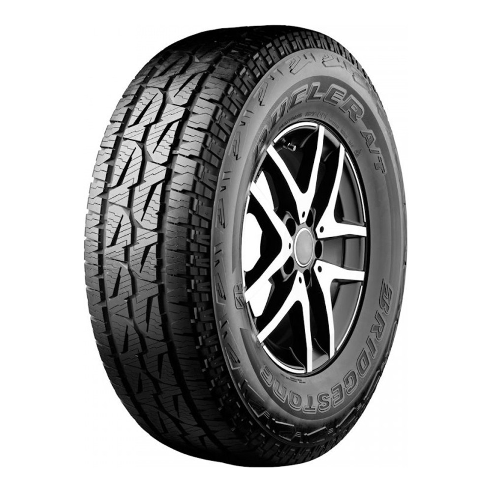 Летняя шина Bridgestone Dueler A/T 001 старше 3-х лет 215/75 R15 100T фото
