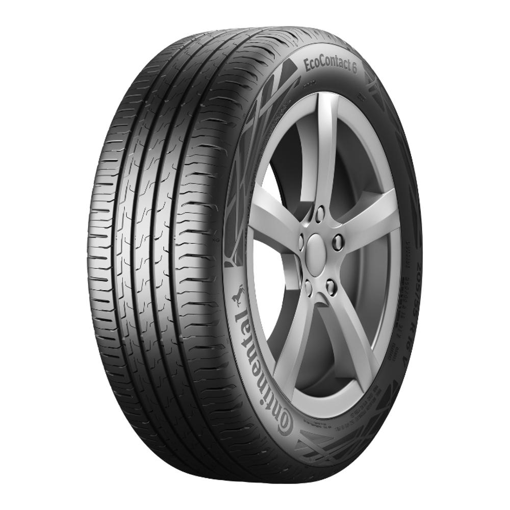 Фото - Летняя шина Continental ContiEcoContact 6 215/55 R16 97H летняя шина nokian nordman sx2 215 55 r16 97h