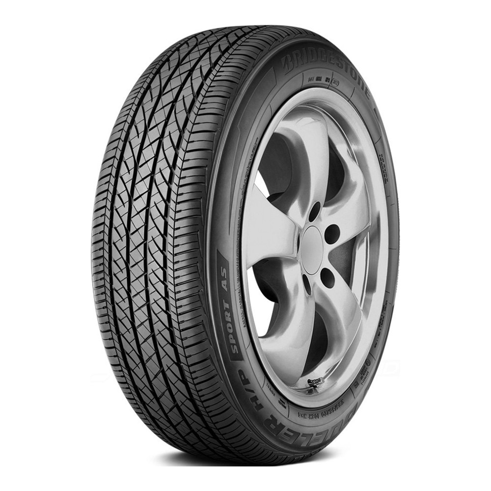 Летняя шина Bridgestone Dueler HP Sport AS старше 3-х лет 245/60 R18 105V фото