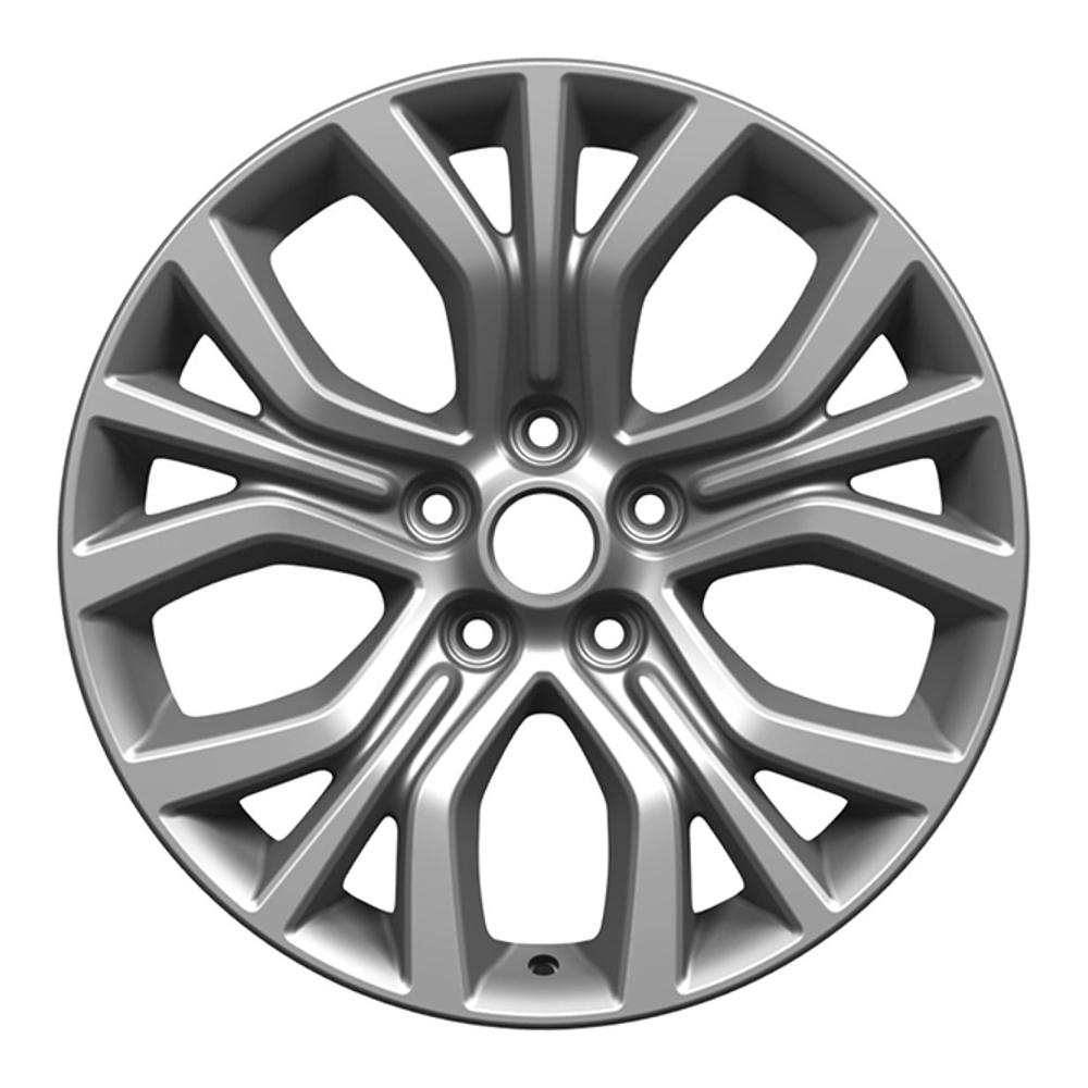 Фото - Литой диск СКАД Nissan Qashqai (KL-293) 7x18/5*114.3 D66.1 ET40 Селена колесный диск тзск nissan qashqai 6 5x16 5x114 3 d66 1 et40 bk